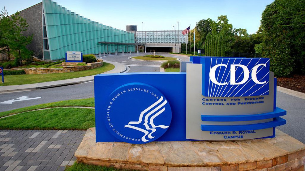"This image depicts the exterior of the CDC's ""Tom Harkin Global Communications Center"" located on the organization's Roybal Campus in Atlanta, Georgia. (CDC)"