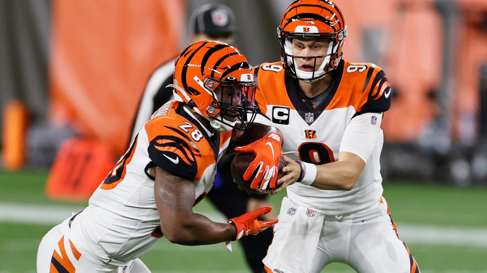 Burrow Throws 3 Tds Makes Nfl History In Second Start But Bengals Lose Again Wkrc