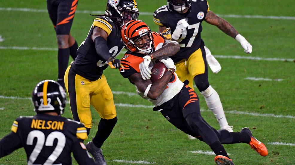 Bengals 2021 offseason player profile/projection: WR Auden Tate | WKRC