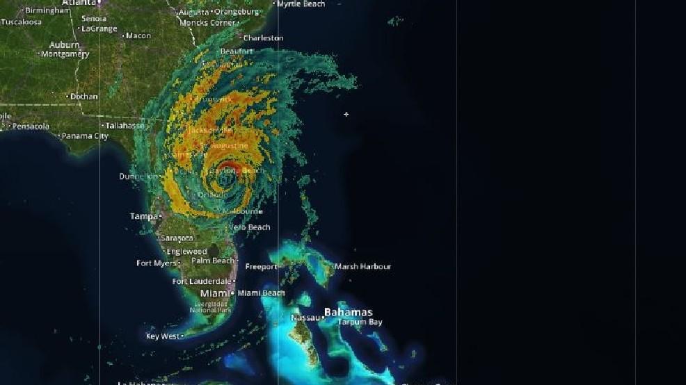 LIVE RADAR: Hurricane Matthew   WKRC