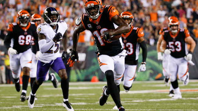 Bengals 2019 Draft Analysis - WR and TE: Early round pick