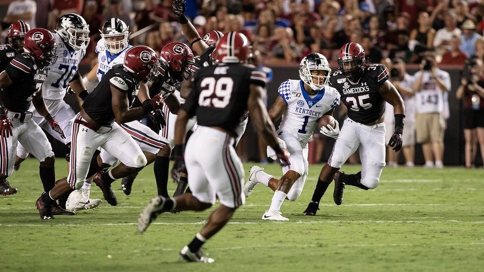 Uk Loses To South Carolina Starts Sec Play 0 3 Wkrc