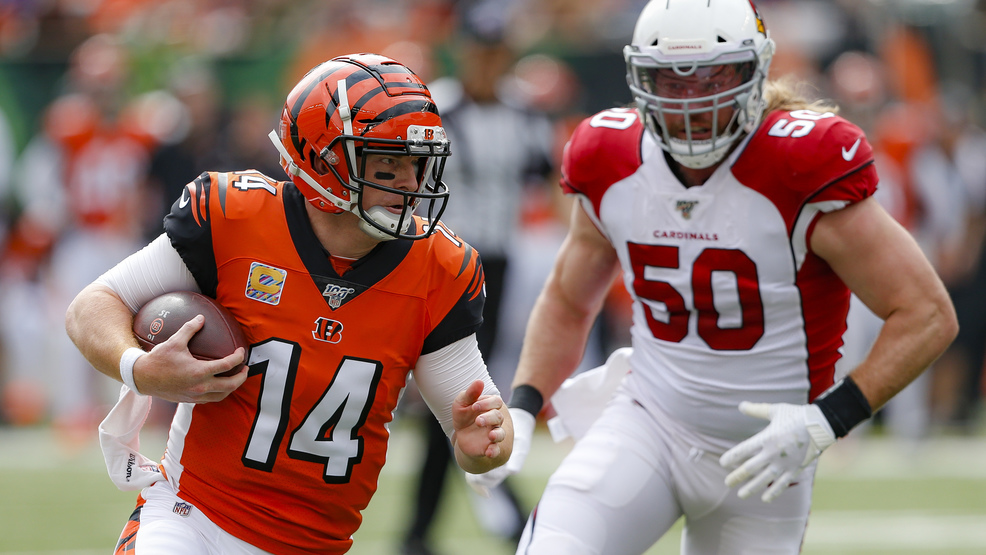 Only Three Teams Ranked Lower Than Bengals In Latest Ap