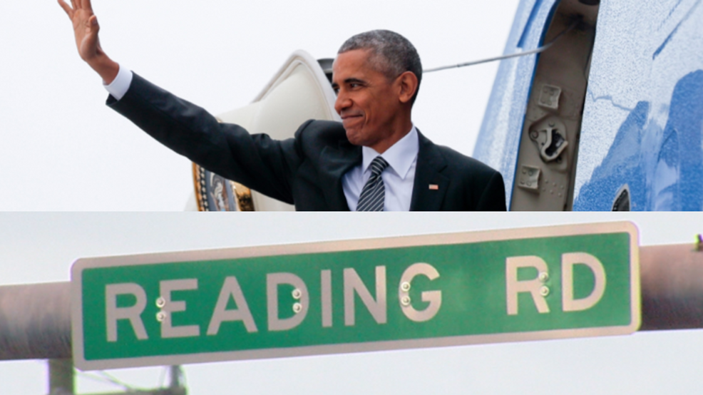 """Cincinnati City Council approves proposal to rename part of Reading Road """"President Barack Obama Avenue"""""""