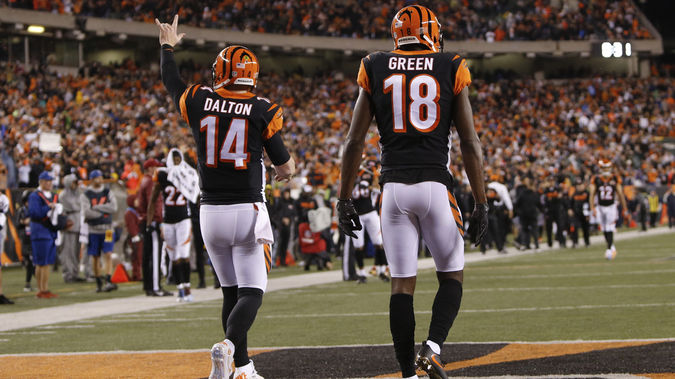 Bengals Offense Looking To Snap Funk Since Halftime Of