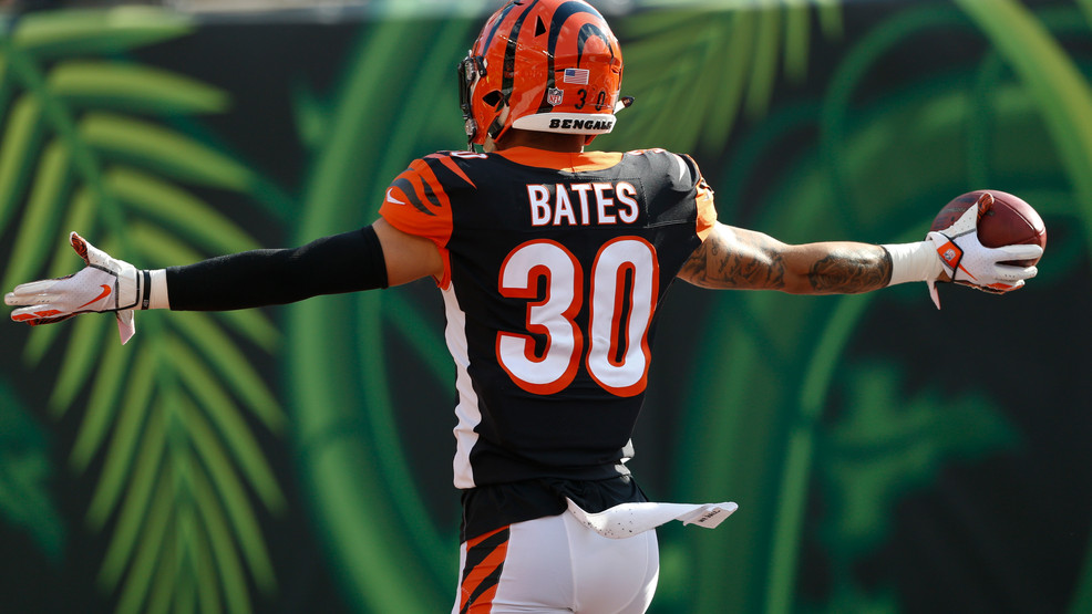 Bengals safety Bates shares story on why supporting single moms is ...