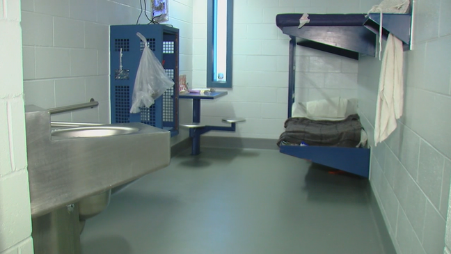 Birth Behind Bars: Butler County mother claims jail didn't take her