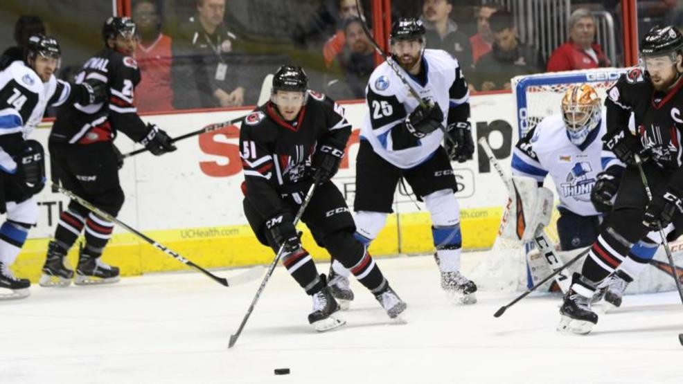 Cyclones Silence Thunder In Shootout Wkrc