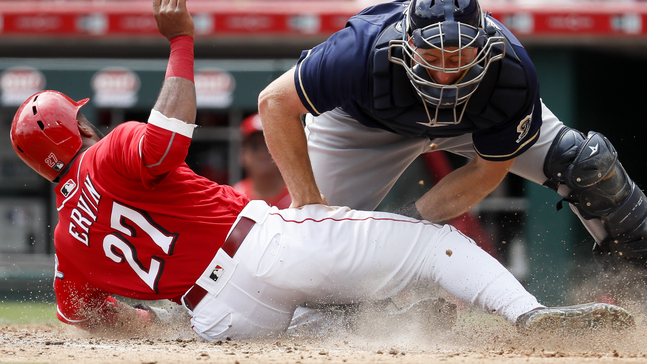 Looking back at Reds drafts from 2010-15, which helped lead to