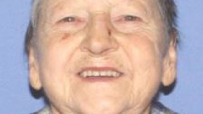 Alert issues for missing Adams County woman with Alzheimer's