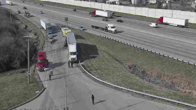 One killed in exit ramp crash off of I-75 | WKRC