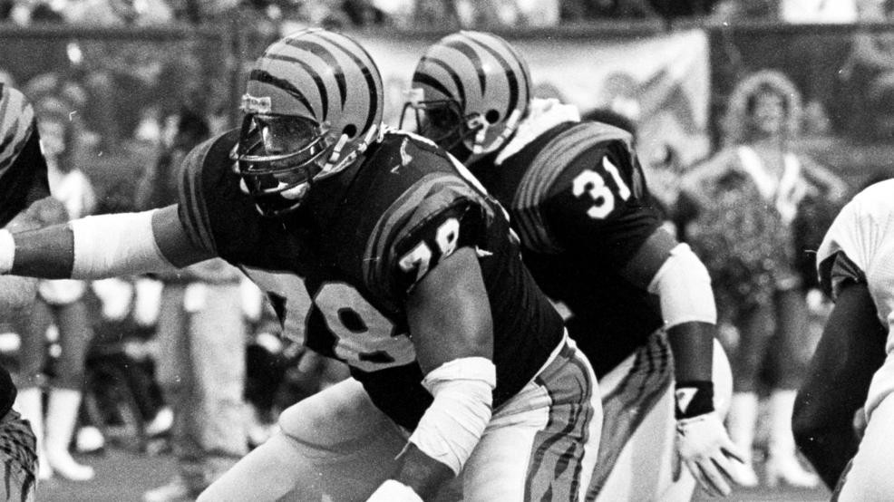 6c83ce3585f Bengals great and Pro Football Hall of Famer member Anthony Munoz helped  lead the 1988 team to the Super Bowl. (Cincinnati Bengals)