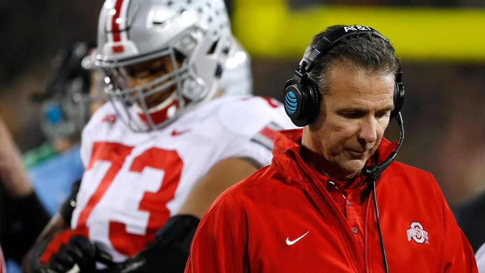fcff88d76 Ohio State places Urban Meyer on paid leave