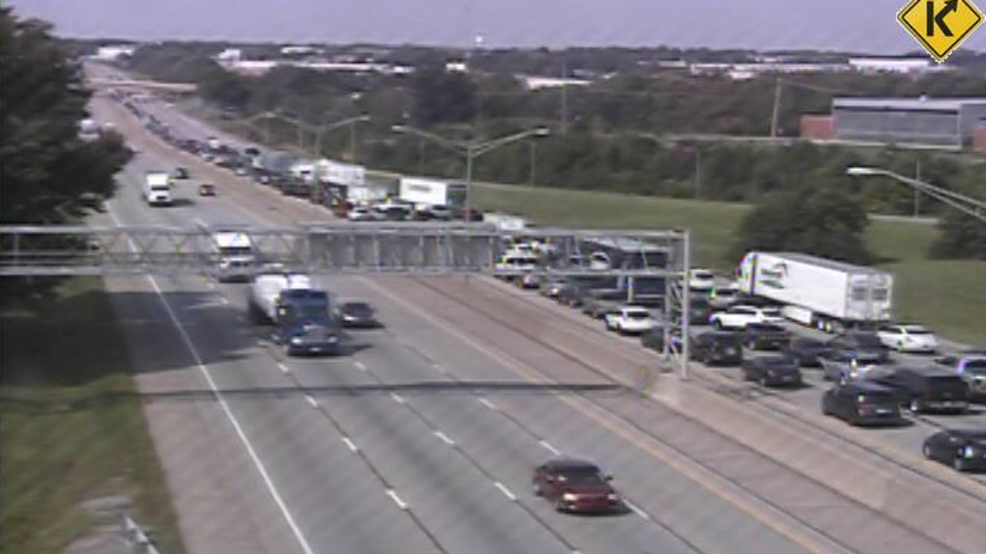 Air care called to crash on NB I-71/75 in Boone County near Mt  Zion