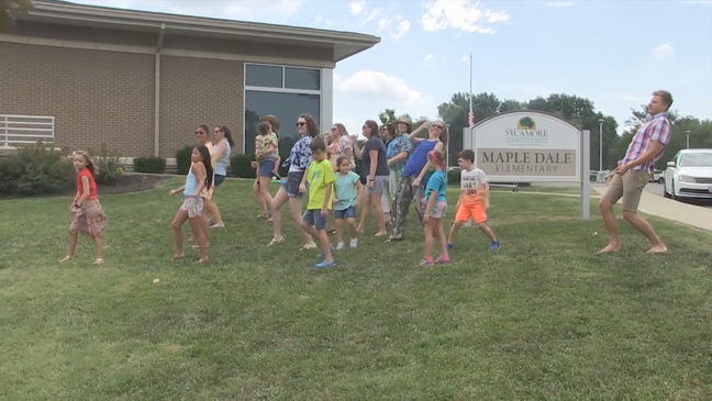 Sycamore schools get ready for start of the year by