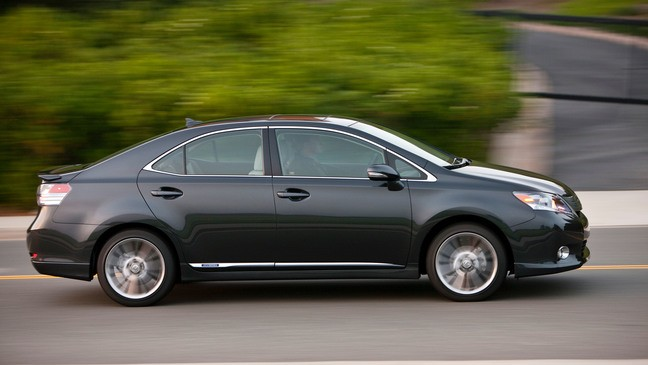 2010 Lexus Hs 250h Sedans Recalled For Potential Hybrid System Failure