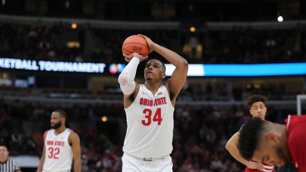 Ohio State Basketball Preview Buckeyes Hope To Rebound