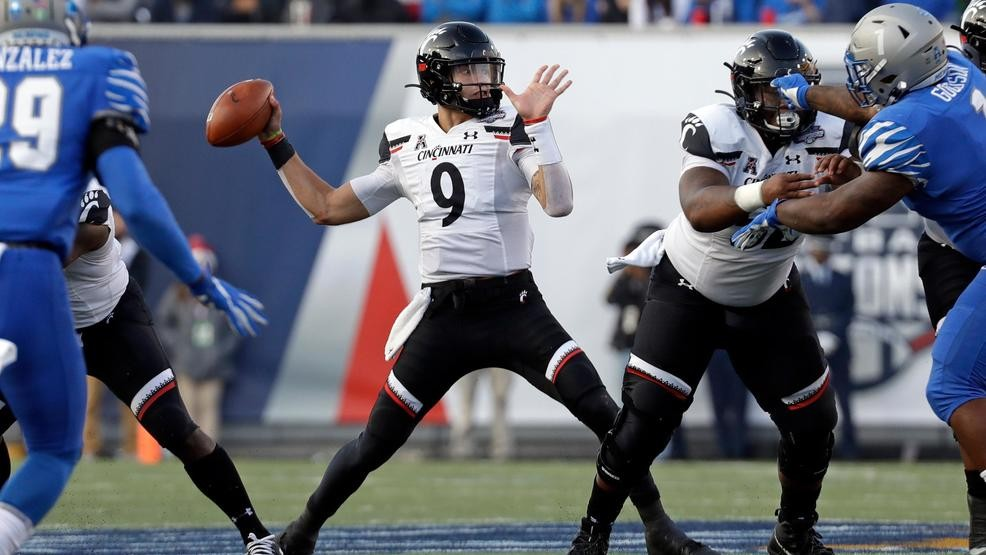 Uc Ready To Play A Boston College Team That Is Without Its Best Player Wkrc