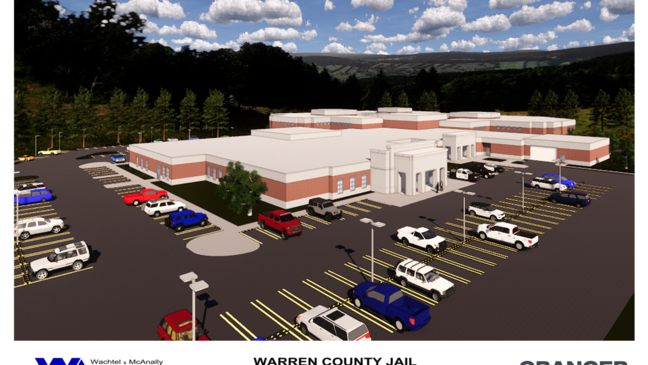 New Warren County Jail to be safer, more efficient when