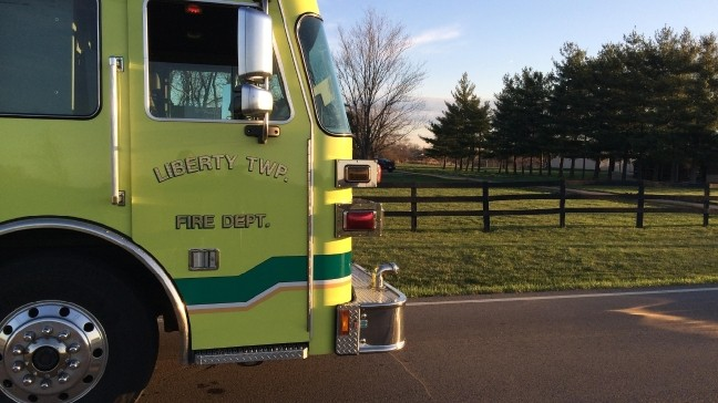 Five horses die in Liberty Township barn fire | WKRC