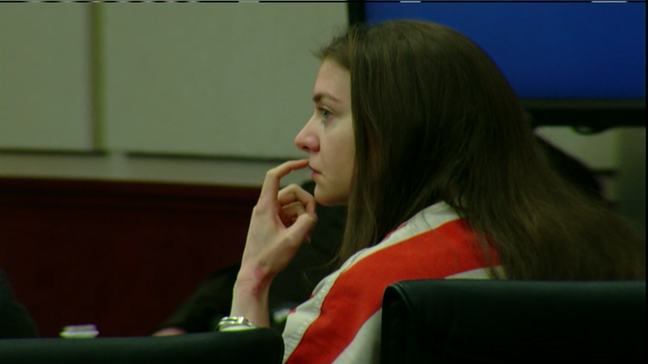 Shayna Hubers files petition to marry inmate in Campbell