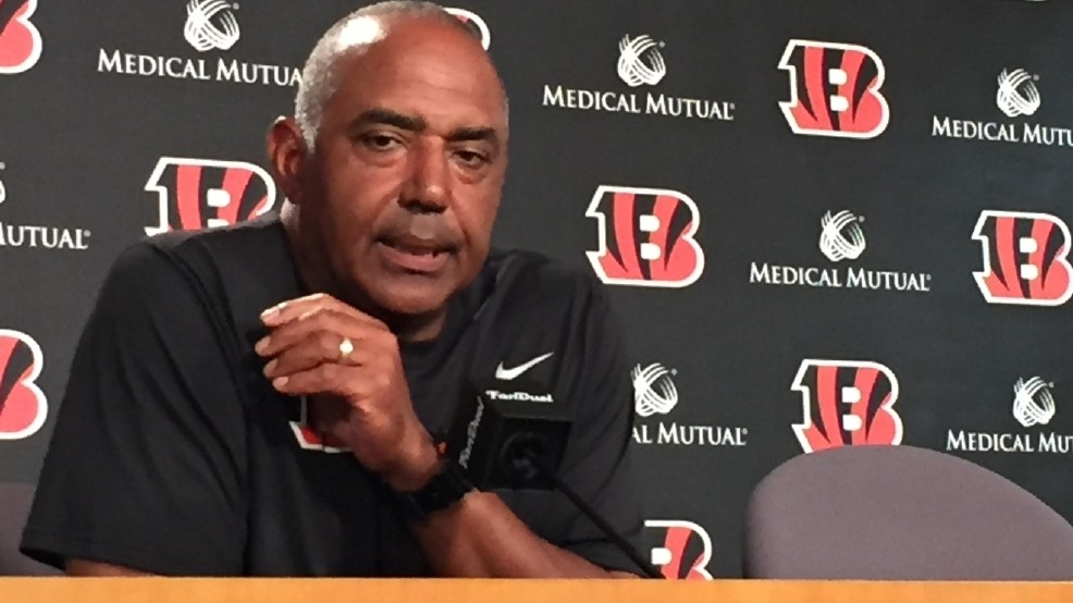 8-10 Marvin Lewis press conference transcript  Recalling Mike Zimmer edition 3c5c6949e