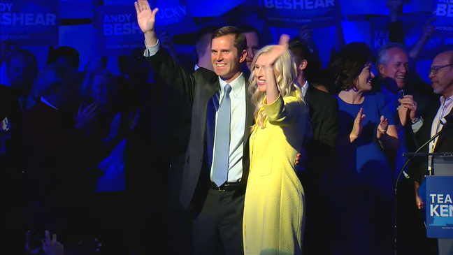 Image result for BESHEAR wins