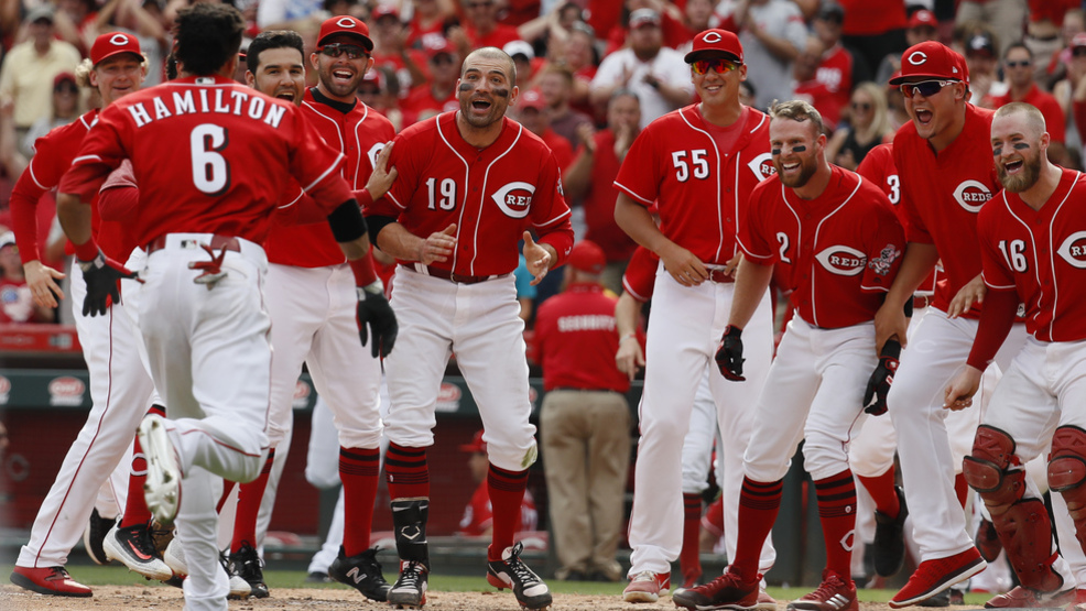 Reds announce 2018 schedule with earlier Opening Day  43c794040