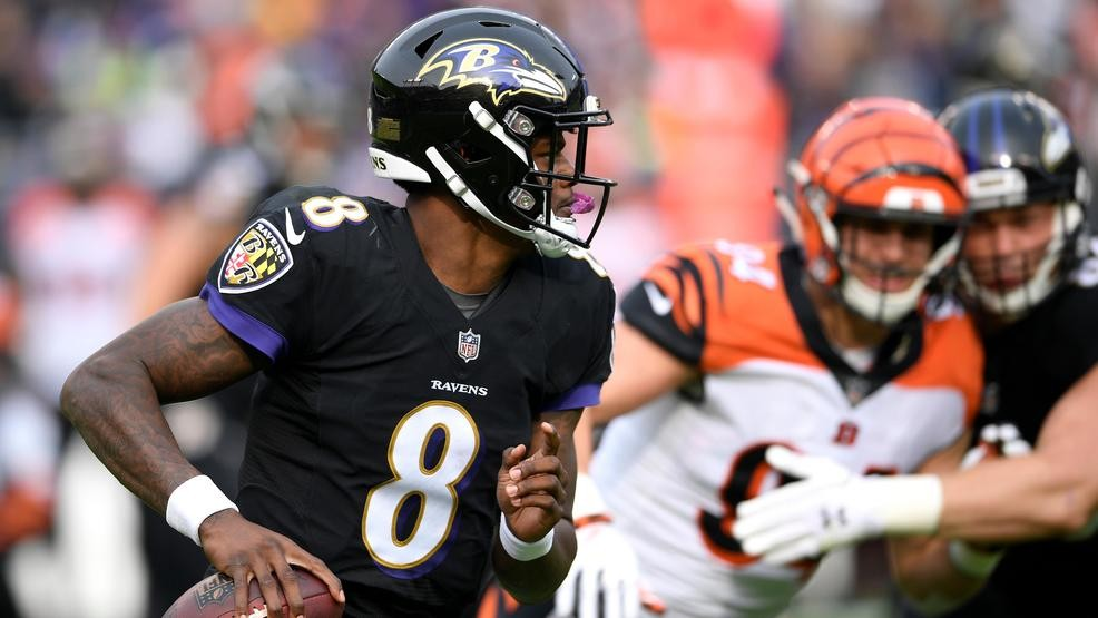 Week 6 Ap Nfl Picks Bengals Not Only Selected To Lose But Ravens