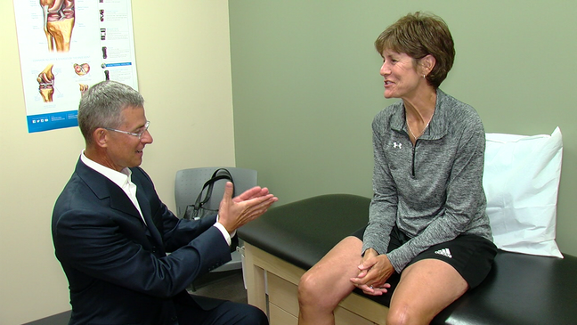Local doctors say steroid injections good for knee pain when