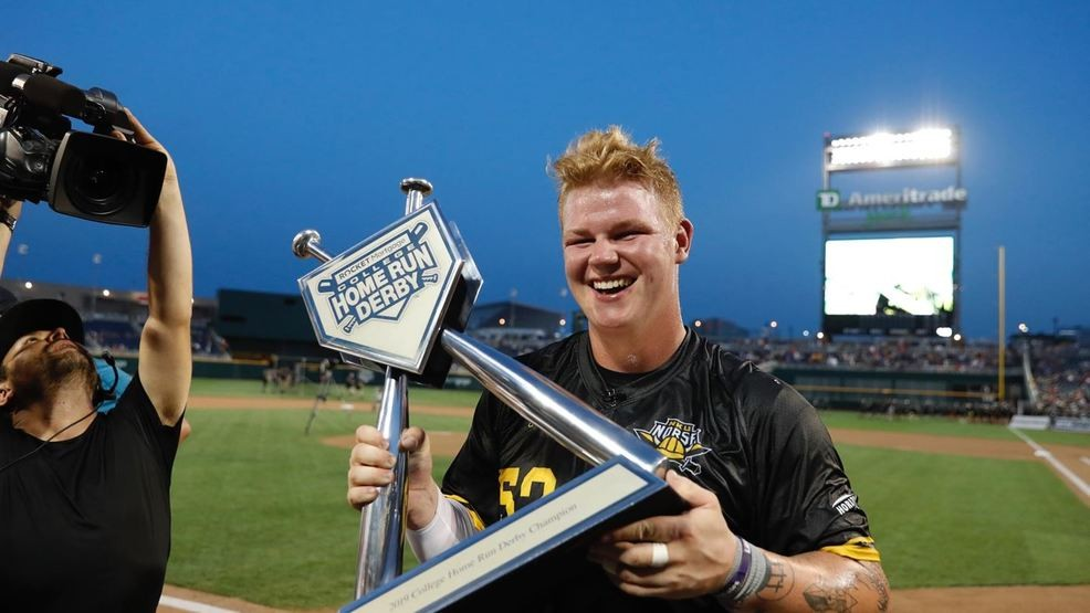 Mlb Home Run Derby 2020 Time.Winning College Hr Derby Wasn T Nku Slugger S Main Goal In