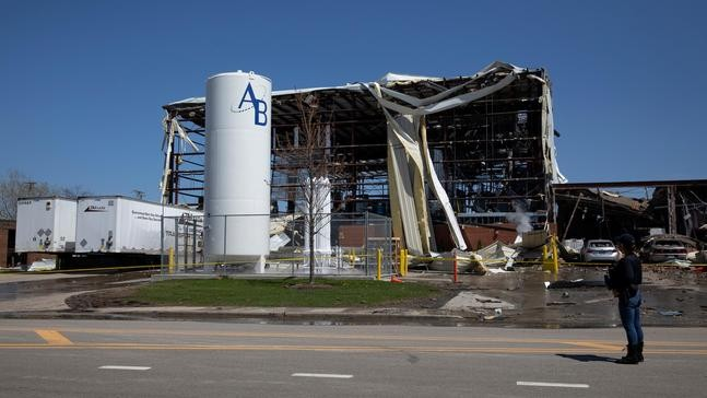 Another body found at Illinois plant explosion site