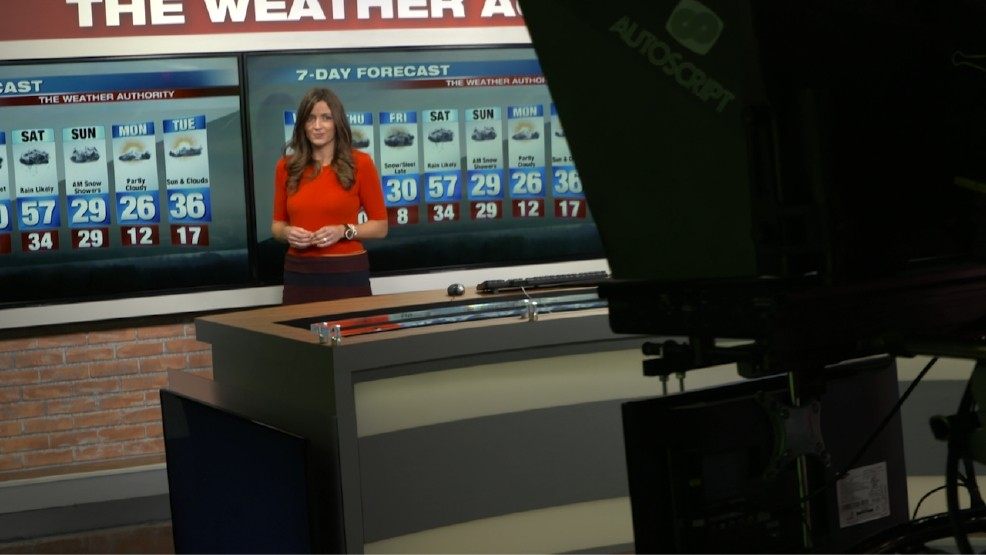 Tera Blake Joins The Weather Authority Team Will Debut Dec 19 Wkrc