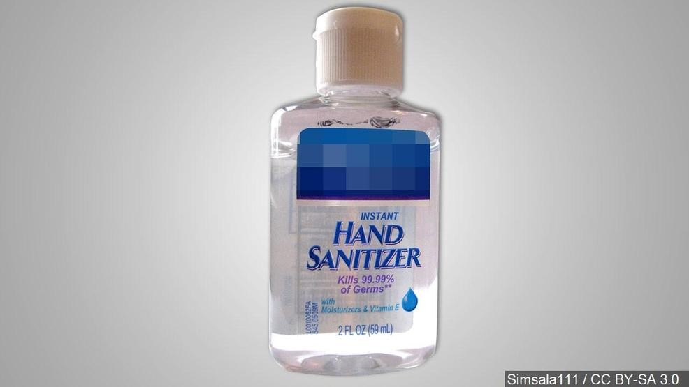 How Hand Sanitizer Could Give Small Children Alcohol Poisoning Wkrc