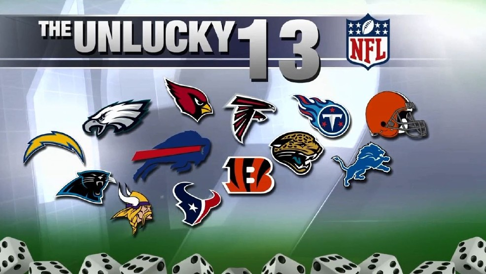 new product 1fad4 0b888 Ranking the best chance for 13 NFL teams who haven t won a Super Bowl