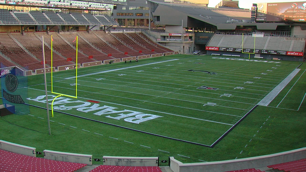 Uc Extends Football Attendance Protocols Through Usf Game Wkrc