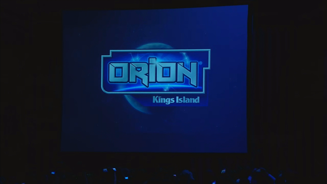 Kings Island introducing 'Orion,' the world's newest giga
