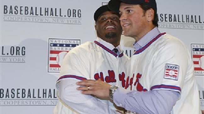 d3e18681ee 6. VIEW ALL PHOTOS. Retired Seattle Mariners outfielder Ken Griffey Jr. ...