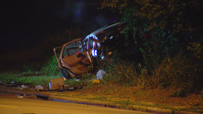 Driver involved in fatal crash accused of driving 95 mph while drunk